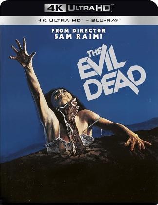 The Evil Dead (1981) (4K Ultra HD + Blu-ray)