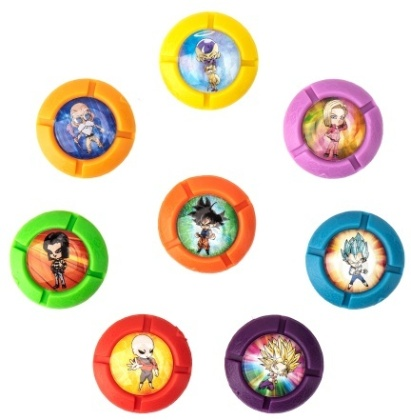 Dragon Ball PS5 + PS4 Grips Set Fighters