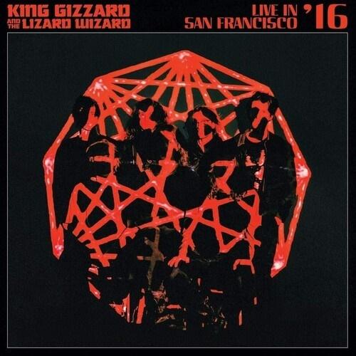 King Gizzard & The Lizard Wizard - Live In San Francisco 16 (2 CDs)