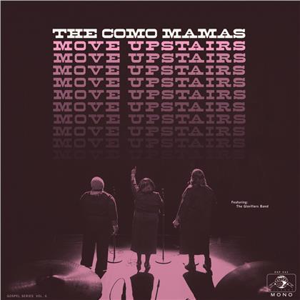 The Como Mamas - Move Upstairs (2020 Reissue, Daptone, Colored, LP + Digital Copy)