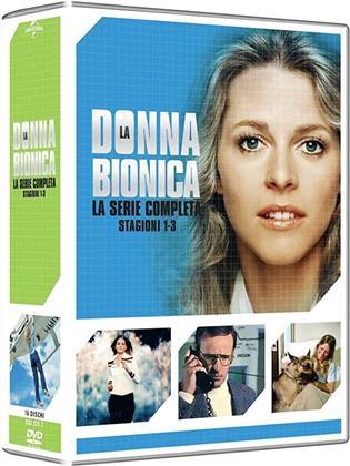 La donna bionica - La Serie Completa - Stagioni 1-3 (16 DVDs)