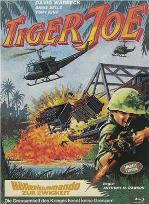 Tiger Joe - Höllenkommando zur Ewigkeit (1982) (Eurocult Collection, Cover D, Limited Edition, Mediabook, Uncut, Blu-ray + DVD)