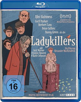 Ladykillers (1955) (4K Digital Remastered)