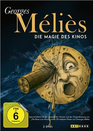 Georges Méliès - Die Magie des Kinos (Special Edition, 2 DVDs)