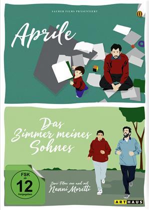 Aprile / Das Zimmer meines Sohnes (Arthaus, Nanni Moretti Edition, 2 DVDs)