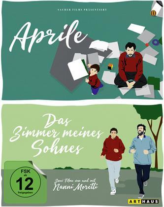 Nanni Moretti Edition - Aprile / Das Zimmer meines Sohnes (2 Blu-rays)