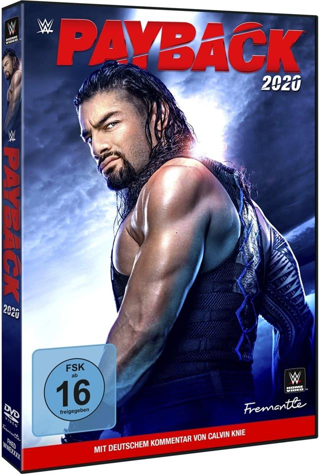 WWE: Payback 2020 (2 DVDs)