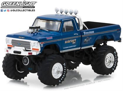 Bigfoot #1 - 1974 Ford F-250 Monster Truck