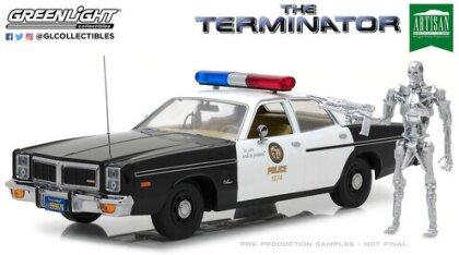 Terminator 1977 Dodge Monaco Metropolitan Police