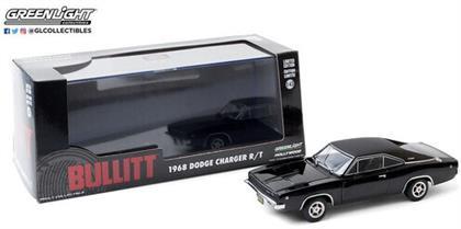 1:43 Bullitt (1968) - 1968 Dodge Charger R/T