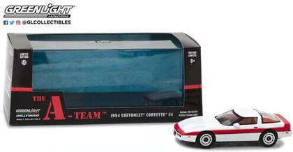 1:43 The A-Team - 1984 Chevrolet Corvette C4