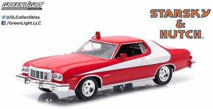 1:43 Starsky And Hutch - 1976 Ford Gran Torino