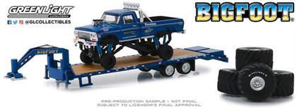 1:64 Bigfoot #1 The Original Monster Truck (1979)