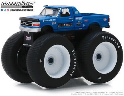 Bigfoot #5 - 1996 Ford F-250 Monster Truck