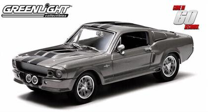 Gone In Sixty Seconds 1967 Ford Mustang Eleanor