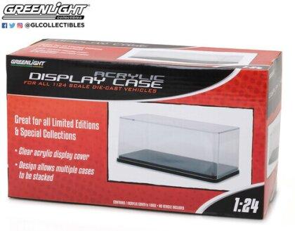 1:24 Acrylic Case With Plastic Base