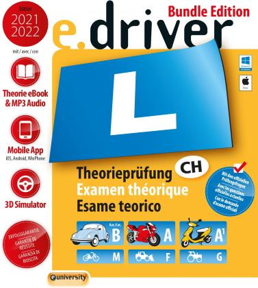 e.driver 2021/2022 Bundle Edition