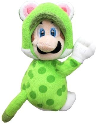 Nintendo: Luigi Cat Magnet - Plüsch