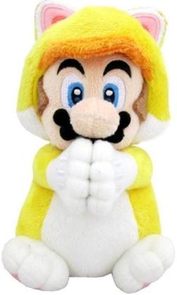 Nintendo: Mario Cat Magnet - Plüsch