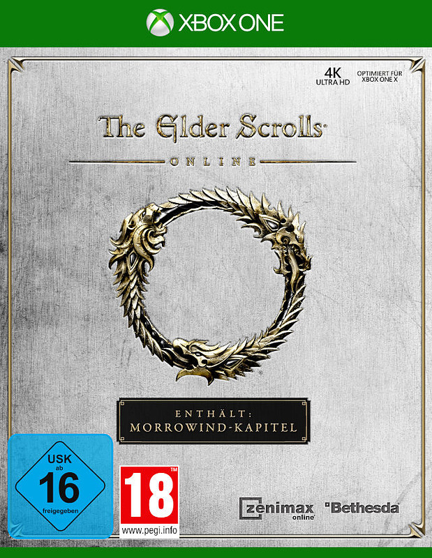 The Elder Scrolls Online (inkl. Morrowind)