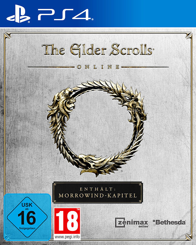 The Elder Scrolls Online (inkl. Morrowind)