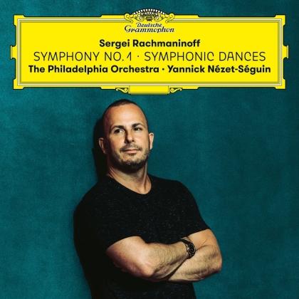 Philadelphia Orchestra, Sergej Rachmaninoff (1873-1943) & Yannick Nezet-Seguin - Symphony No. 1 & Symphonic Dances