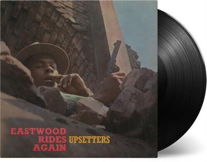 The Upsetters - Eastwood Rides Again (2020 Reissue, Music On Vinyl, LP)
