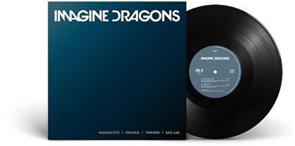 "Imagine Dragons - Radioactive/Demons/Thunder/Bad Liar (Edizione Limitata, 10"" Maxi)"