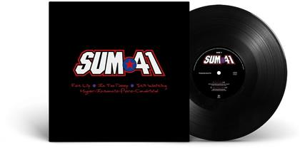 "Sum 41 - Fat Lip/In Too Deep/Still Waiting (Limited Edition, 10"" Maxi)"