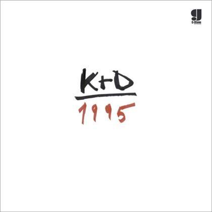 Kruder & Dorfmeister - 1995 (LP)