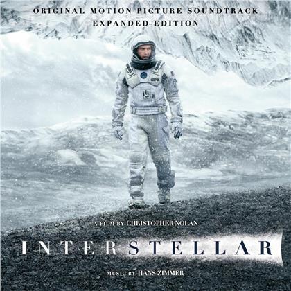 Hans Zimmer - Interstellar - OST (Expanded, 2020 Reissue, 2 CDs)