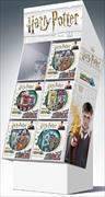 3D Bau-Puzzle Harry Potter Bodendisplay / 20 Ex. gem.