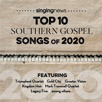 Singing News Top 10 Southem Gospel Songs 2020