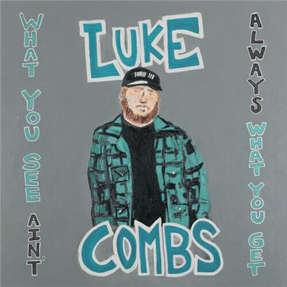 Luke Combs - What You See Ain't Always What You Get (Deluxe Edition, LP)