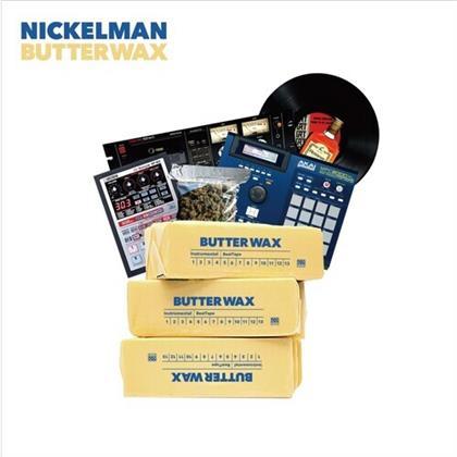 Nickelman - Butterwax (LP)