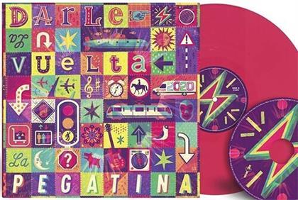 La Pegatina - Darle La Vuelta (LP + CD)