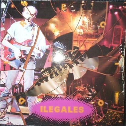 Ilegales - Directo (LP)