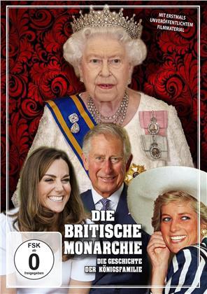 Die britische Monarchie - Die Geschichte der Königsfamilie (4 DVDs)