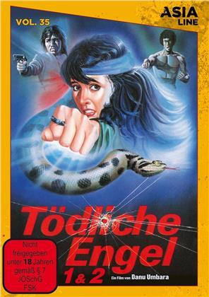 Tödliche Engel 1 & 2 (Asia Line, Limited Edition)