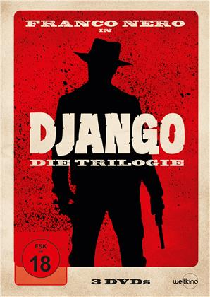 Django - Die Trilogie (3 DVDs)