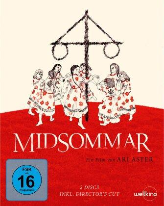 Midsommar (2019) (Kinofassung, Director's Cut, Uncut, 2 Blu-rays)