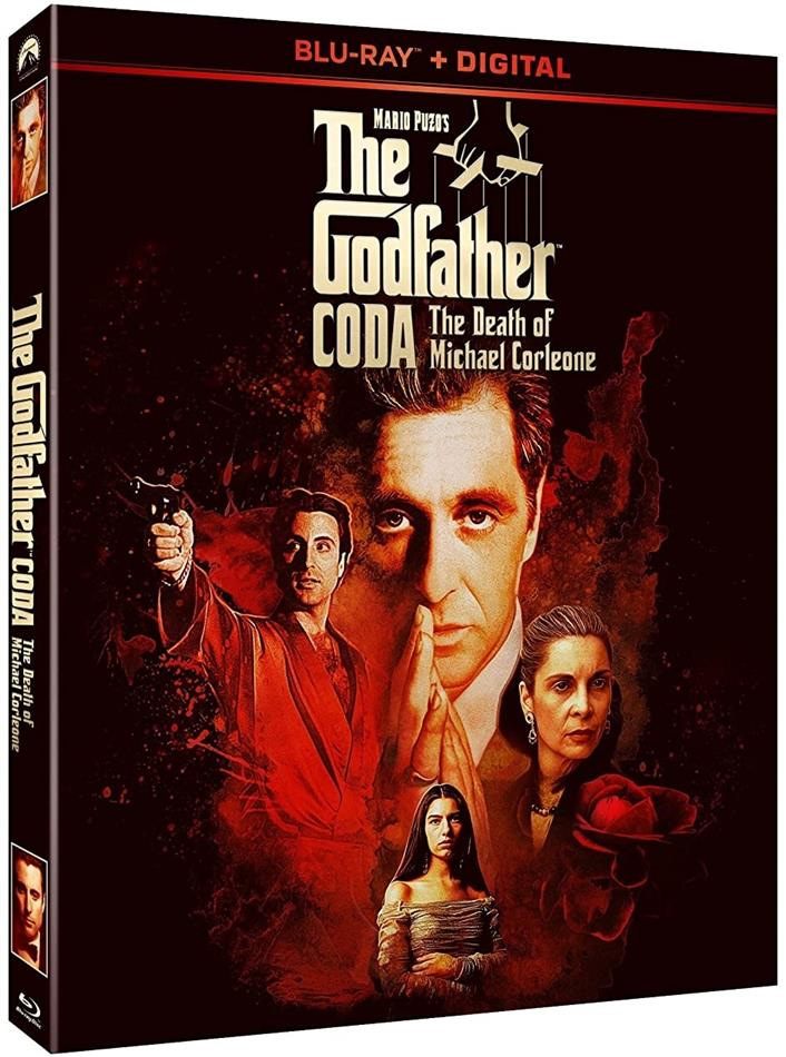 The Godfather Coda - The Death of Michael Corleone (1990) (Limited Edition)