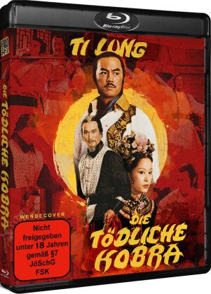 Ti Lung - Die tödliche Kobra (1980) (Edizione Limitata, Uncut, Blu-ray + DVD)