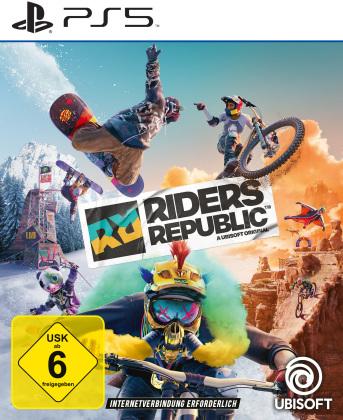 Riders Republic (German Edition)
