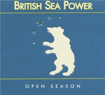 British Sea Power - Open Season (2020 Reissue, Rough Trade, 15th Anniversary Edition, 2 CDs)