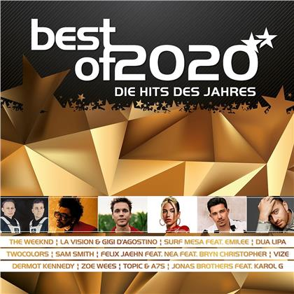 Best Of 2020 - Die Hits Des Jahres (2 CDs)