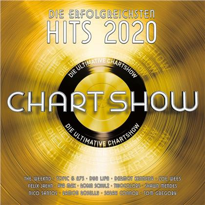 Die Ultimative Chartshow - Hits 2020 (2 CDs)