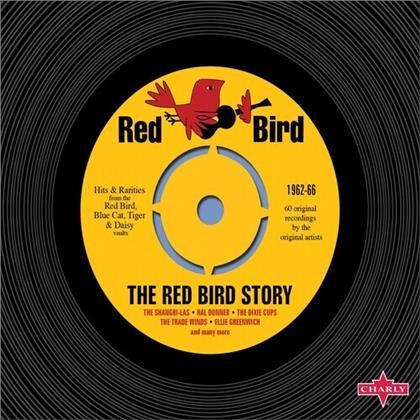 Red Bird Story - --- (2020 Reissue, Charly Records, Deluxe Edition, Mediabook, 2 CDs)