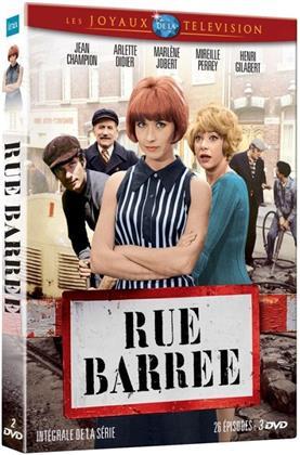Rue barrée - Intégrale de la série (Collection Les joyaux de la télévision, s/w, 3 DVDs)