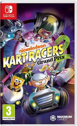 Nickelodeon Kart Racer 2